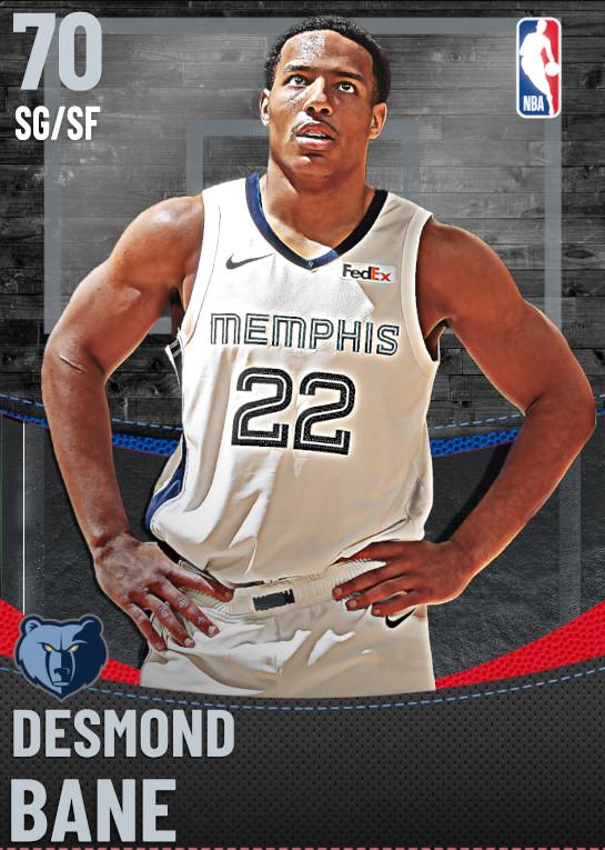 70 Desmond Bane | Memphis Grizzlies