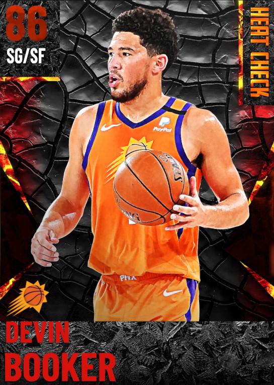 86 Devin Booker | Phoenix Suns