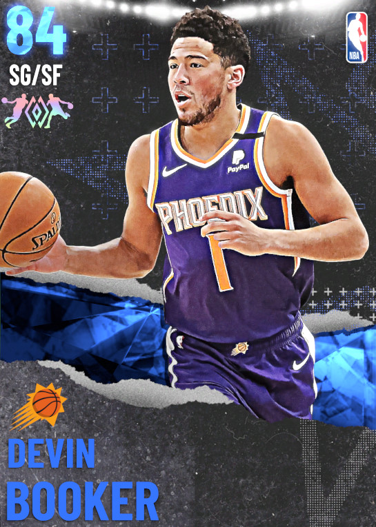 84 Devin Booker | undefined