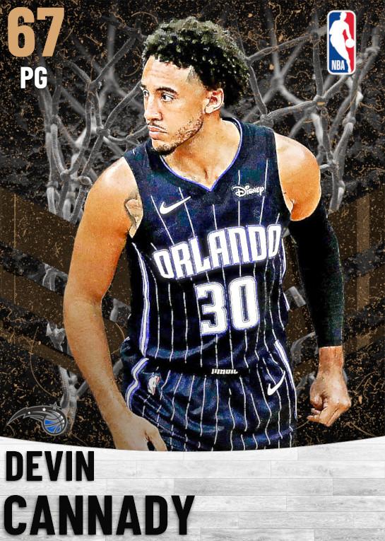 67 Devin Cannady   Orlando Magic