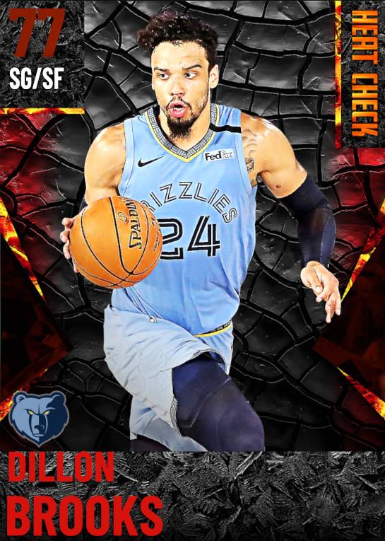 77 Dillon Brooks | Memphis Grizzlies