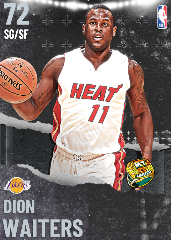 72 Dion Waiters | undefined