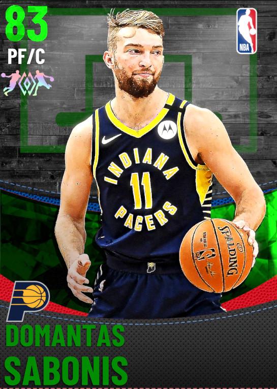 83 Domantas Sabonis | Indiana Pacers