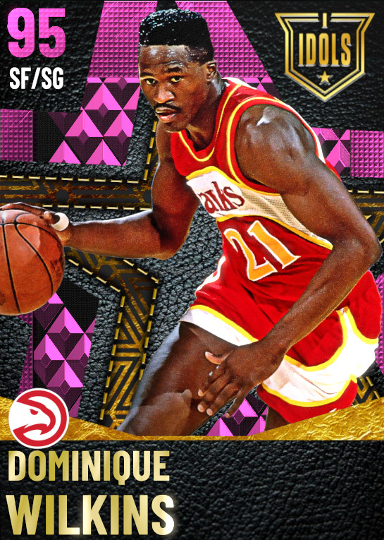 95 Dominique Wilkins | undefined