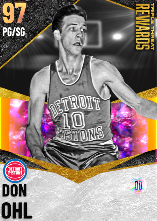 97 Don Ohl | TT Offline Rewards