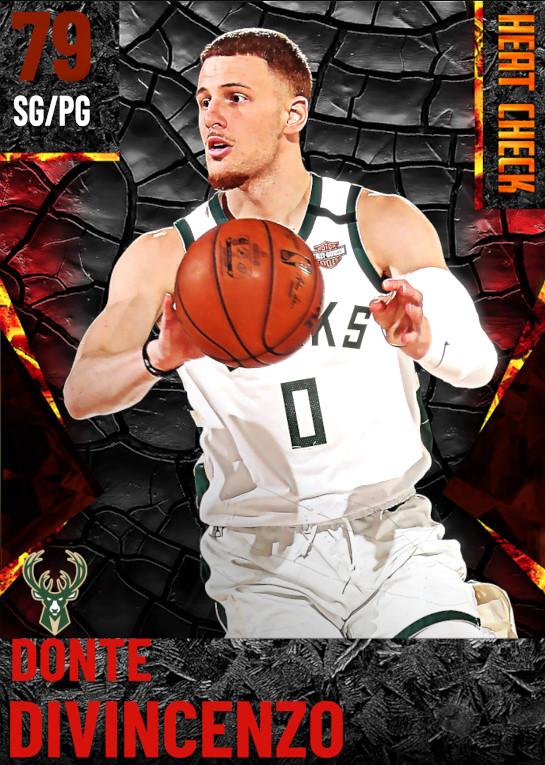 79 Donte DiVincenzo | Milwaukee Bucks