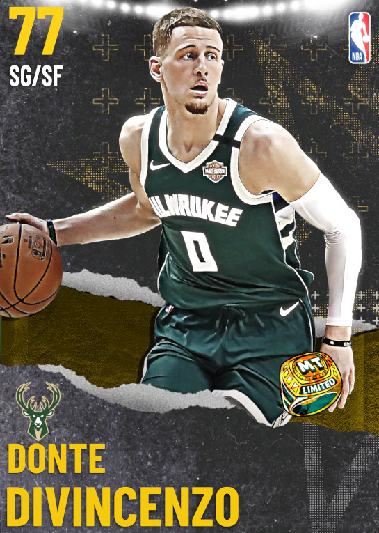 77 Donte DiVincenzo | undefined