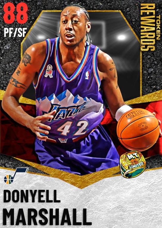88 Donyell Marshall | undefined