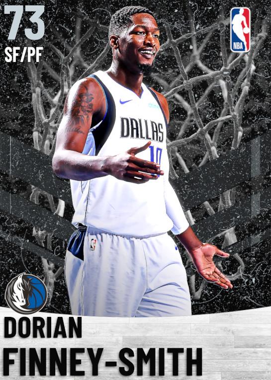 73 Dorian Finney-Smith   Dallas Mavericks