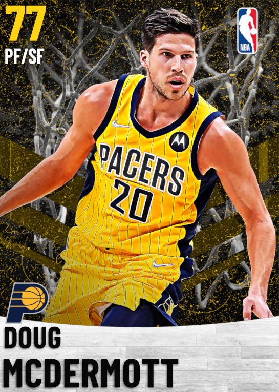 77 Doug McDermott   Indiana Pacers
