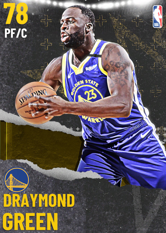 78 Draymond Green | undefined