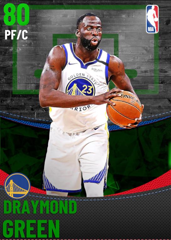 80 Draymond Green | Golden State Warriors