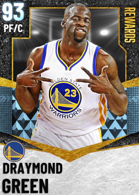 93 Draymond Green | undefined