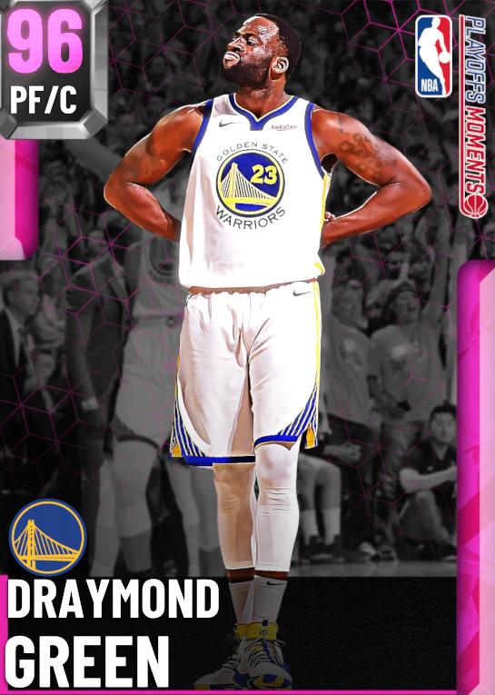 96 Draymond Green | undefined