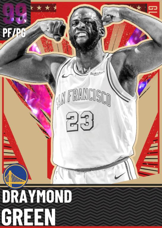 99 Draymond Green   Gladiator