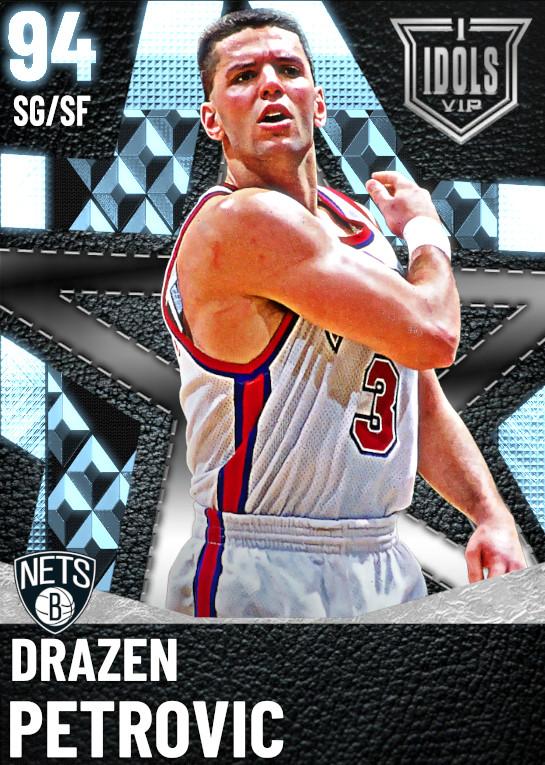 94 Drazen Petrovic | undefined