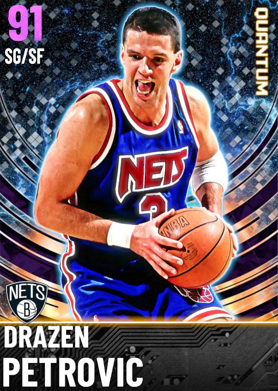 91 Drazen Petrovic | undefined