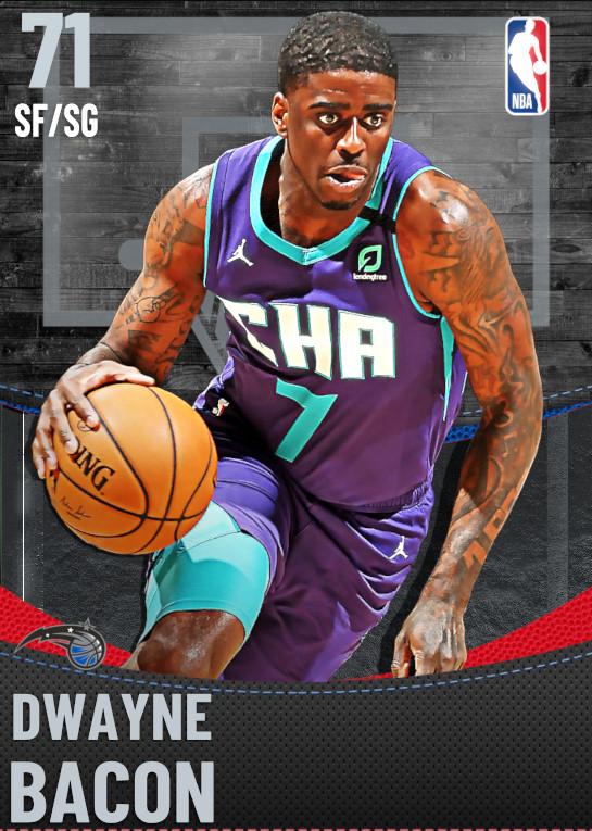 71 Dwayne Bacon | Orlando Magic