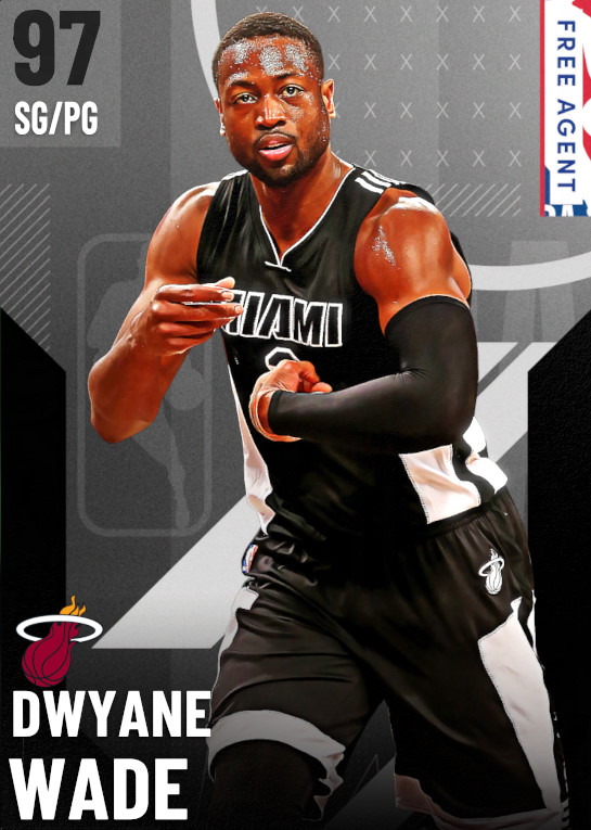 97 Dwyane Wade   undefined