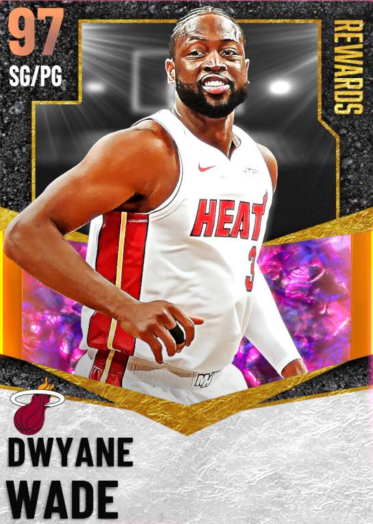 97 Dwyane Wade | undefined