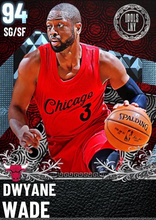 94 Dwyane Wade   undefined