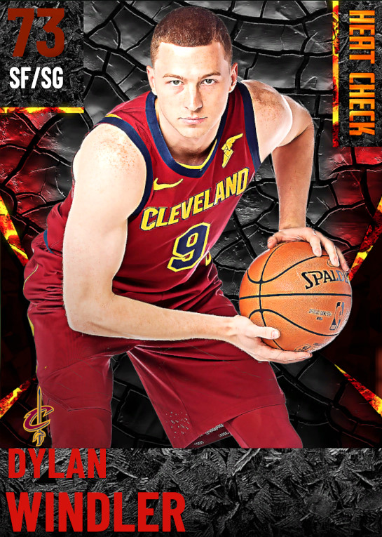 73 Dylan Windler | Cleveland Cavaliers