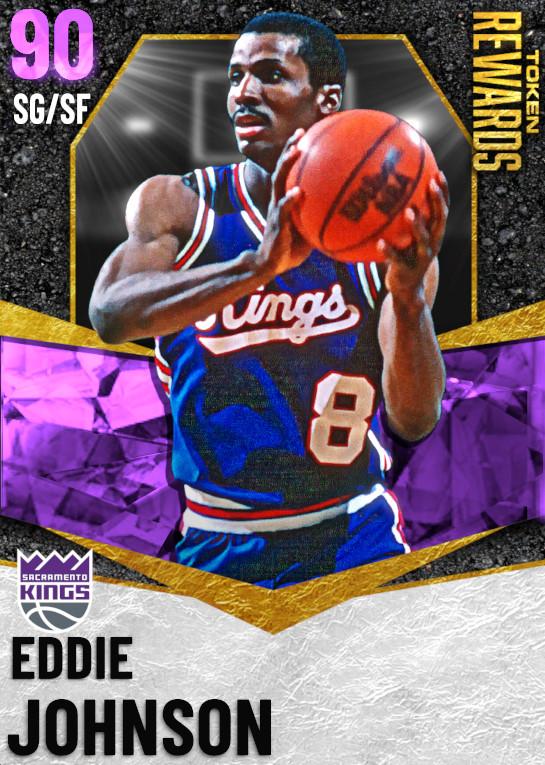 90 Eddie Johnson | undefined