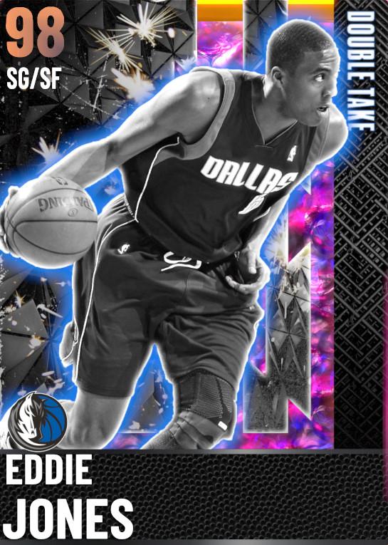 98 Eddie Jones   Double Take