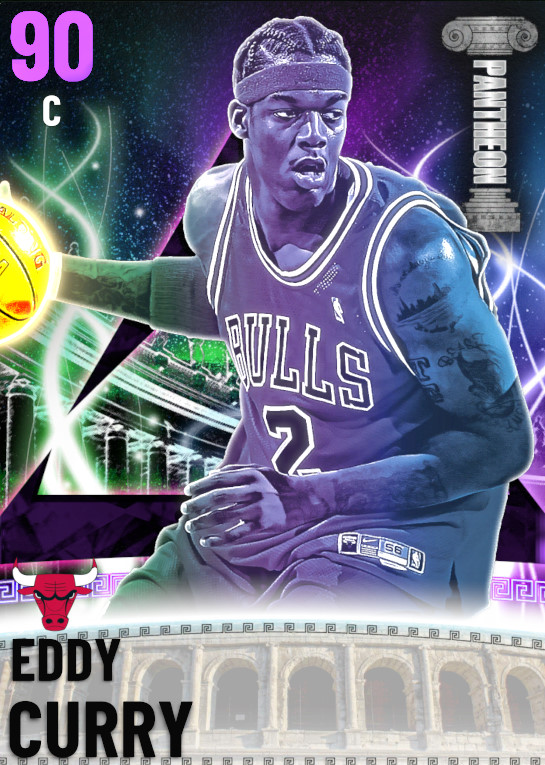 90 Eddy Curry | undefined