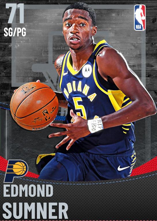 71 Edmond Sumner | Indiana Pacers