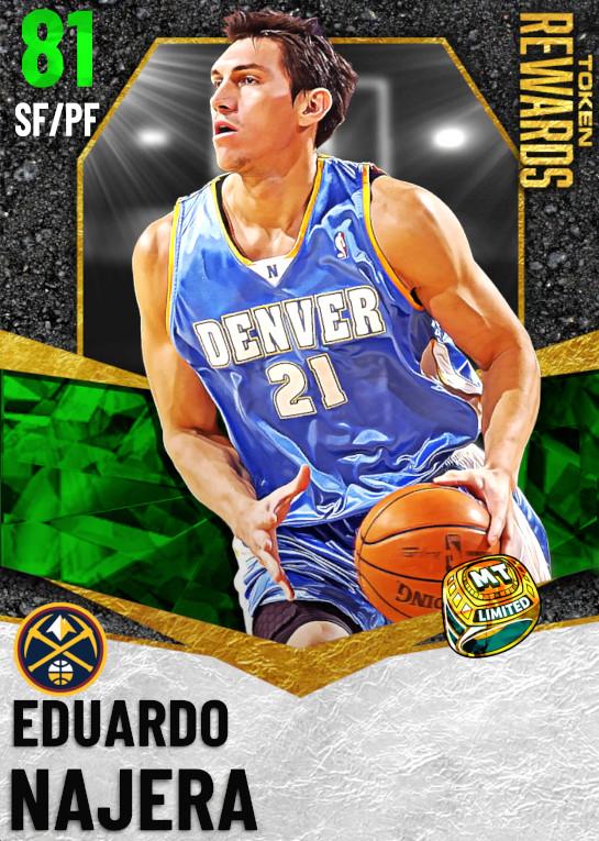 81 Eduardo Najera | undefined