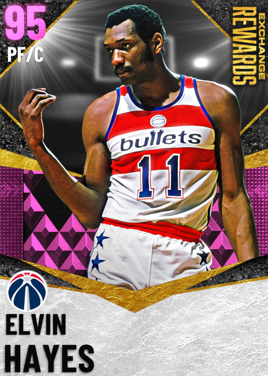 95 Elvin Hayes | undefined