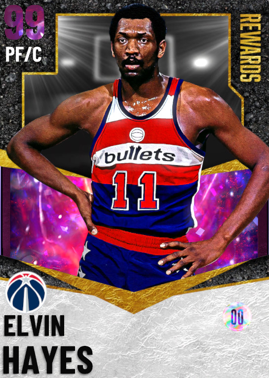 99 Elvin Hayes | undefined