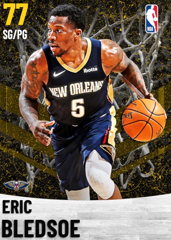 77 Eric Bledsoe   New Orleans Pelicans
