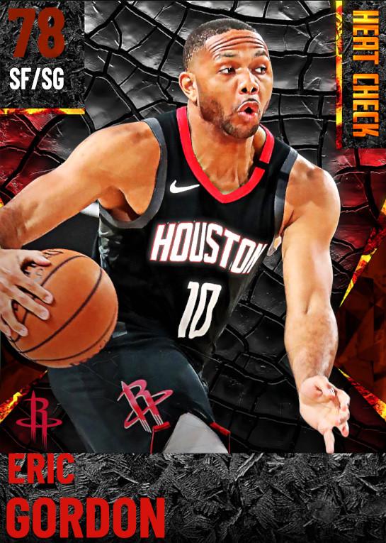 78 Eric Gordon | Houston Rockets