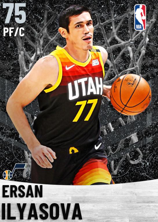 75 Ersan Ilyasova   Utah Jazz