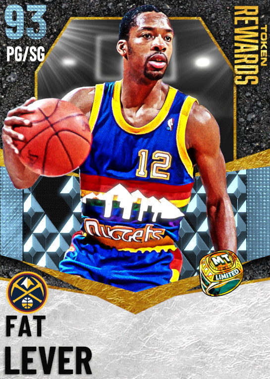 93 Fat Lever | undefined