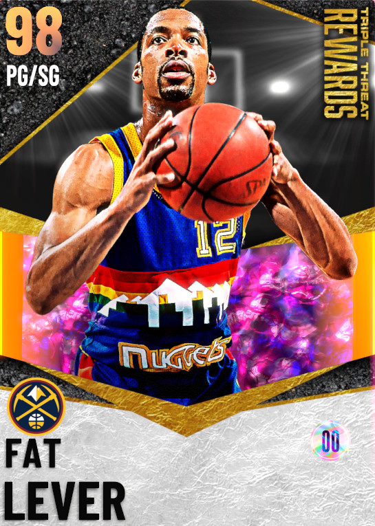 98 Fat Lever | undefined