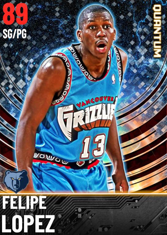 89 Felipe Lopez | undefined