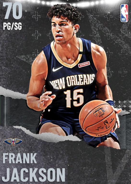 70 Frank Jackson   undefined