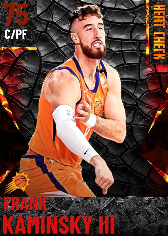75 Frank Kaminsky III | Phoenix Suns