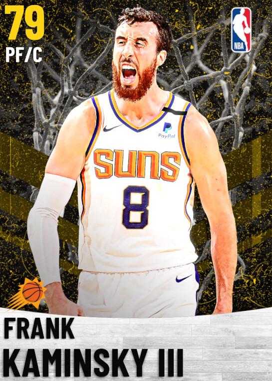 79 Frank Kaminsky III   Phoenix Suns