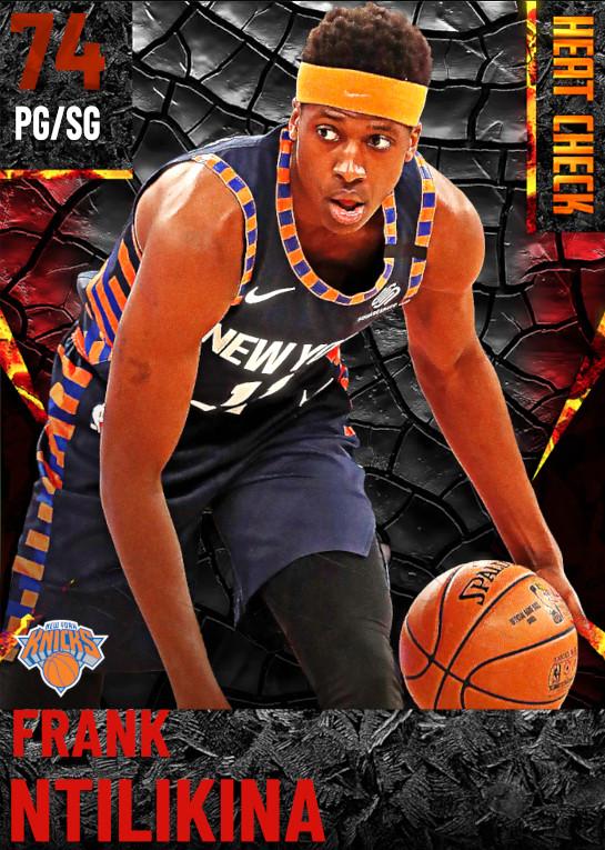 74 Frank Ntilikina | New York Knicks