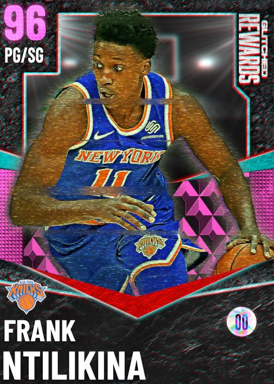 96 Frank Ntilikina | Glitched Rewards