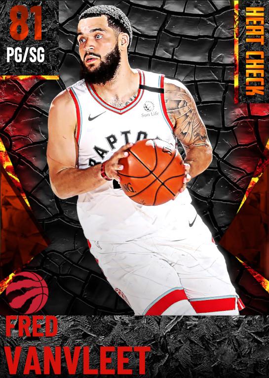 81 Fred VanVleet | Toronto Raptors