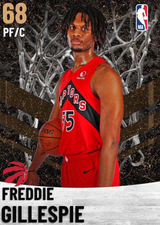 68 Freddie Gillespie | undefined