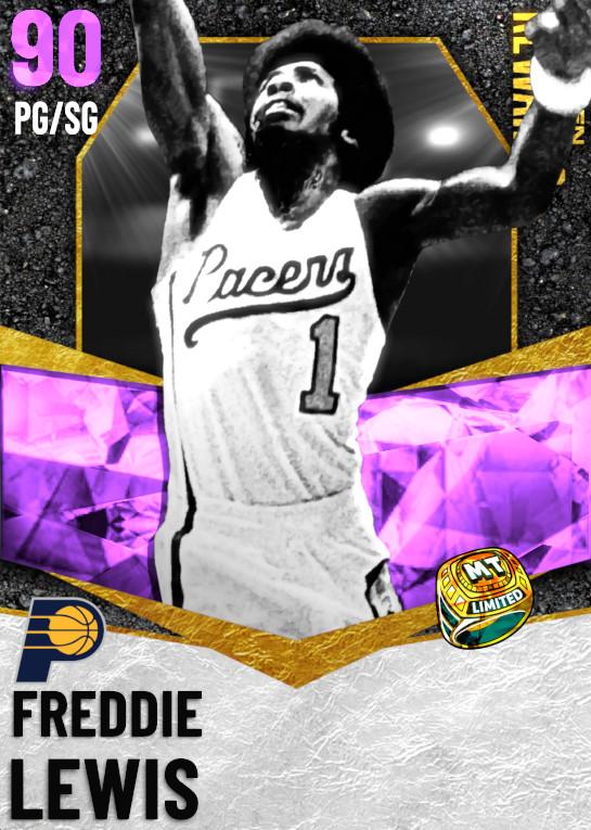 90 Freddie Lewis | undefined