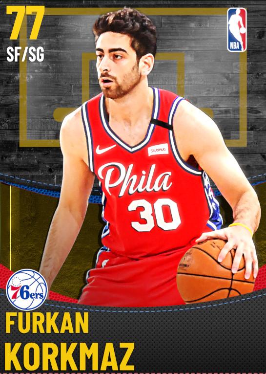 77 Furkan Korkmaz | Philadelphia 76ers