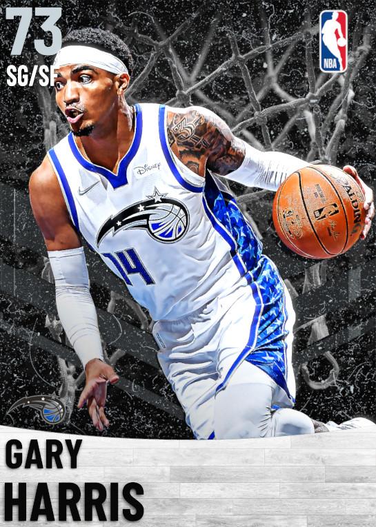 73 Gary Harris   Orlando Magic