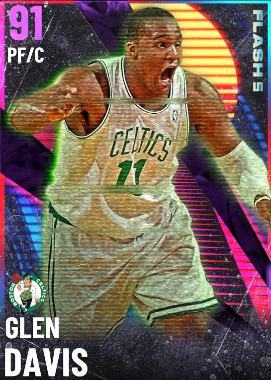 91 Glen Davis | undefined